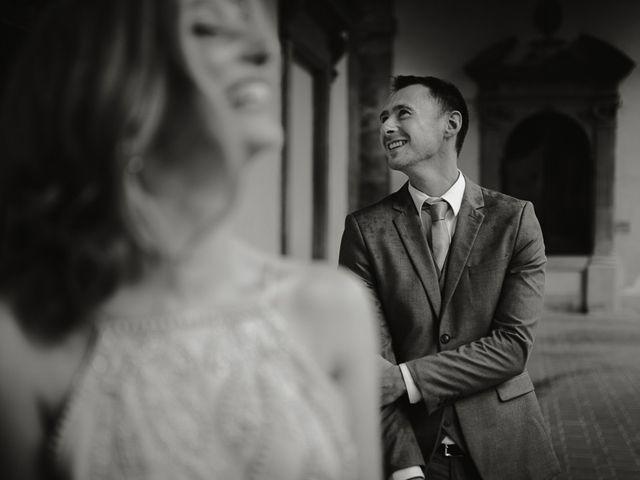 Il matrimonio di Jonathan e Denise a Sansepolcro, Arezzo 6