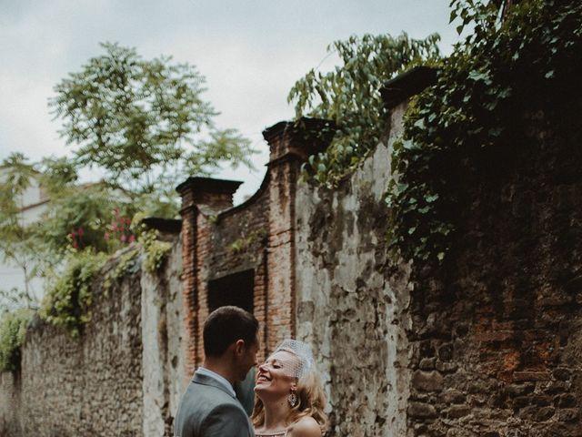 Il matrimonio di Jonathan e Denise a Sansepolcro, Arezzo 8