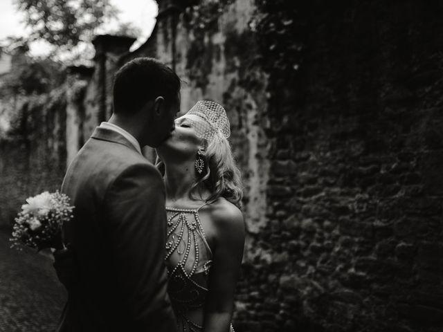 Il matrimonio di Jonathan e Denise a Sansepolcro, Arezzo 9