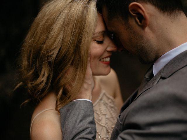 Le nozze di Denise e Jonathan