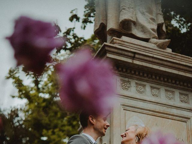 Il matrimonio di Jonathan e Denise a Sansepolcro, Arezzo 13