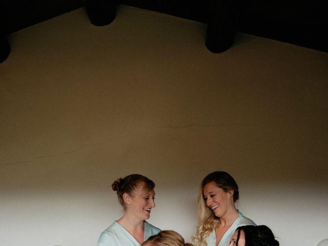 Il matrimonio di Jonathan e Denise a Sansepolcro, Arezzo 16