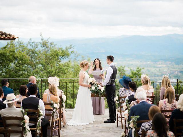 Il matrimonio di Jonathan e Denise a Sansepolcro, Arezzo 21