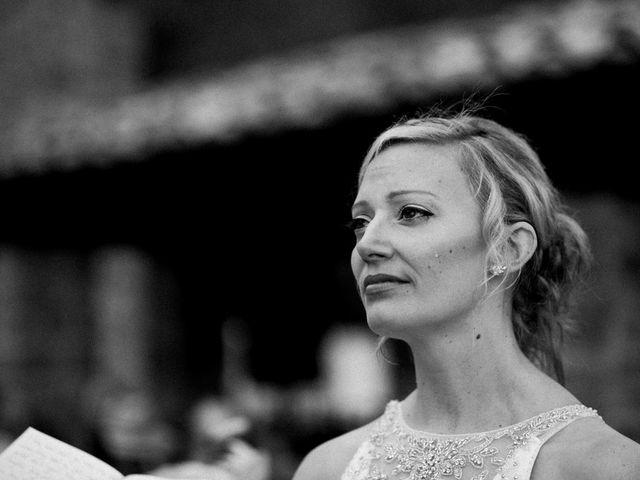 Il matrimonio di Jonathan e Denise a Sansepolcro, Arezzo 24