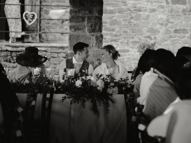 Il matrimonio di Jonathan e Denise a Sansepolcro, Arezzo 35