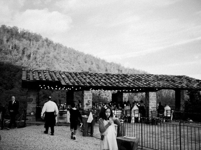 Il matrimonio di Jonathan e Denise a Sansepolcro, Arezzo 36