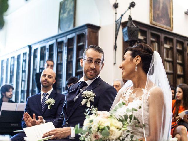 Il matrimonio di Saro e Loretta a Gazzada Schianno, Varese 4