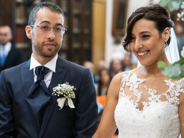 Il matrimonio di Saro e Loretta a Gazzada Schianno, Varese 5