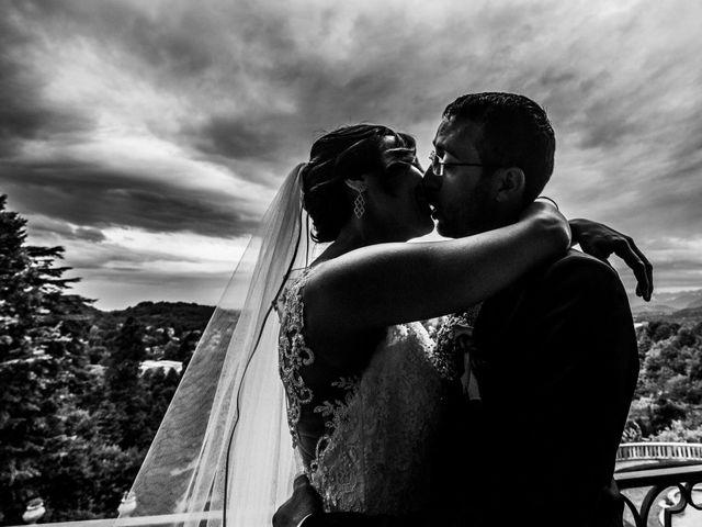 Il matrimonio di Saro e Loretta a Gazzada Schianno, Varese 6