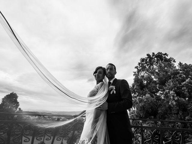 Il matrimonio di Saro e Loretta a Gazzada Schianno, Varese 7