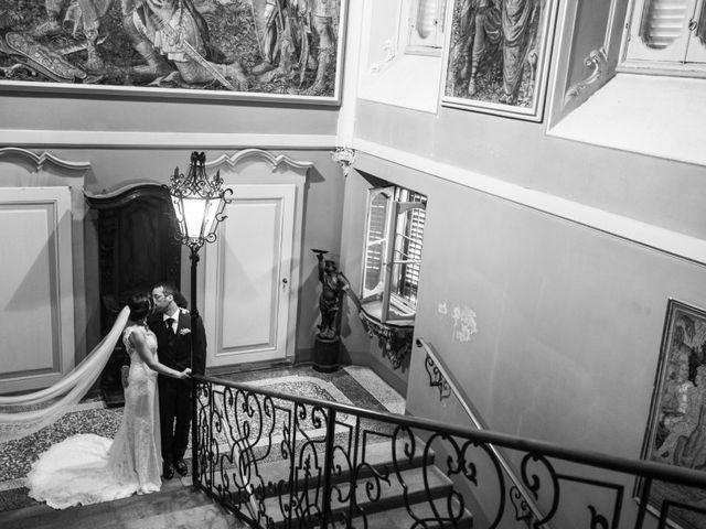 Il matrimonio di Saro e Loretta a Gazzada Schianno, Varese 9