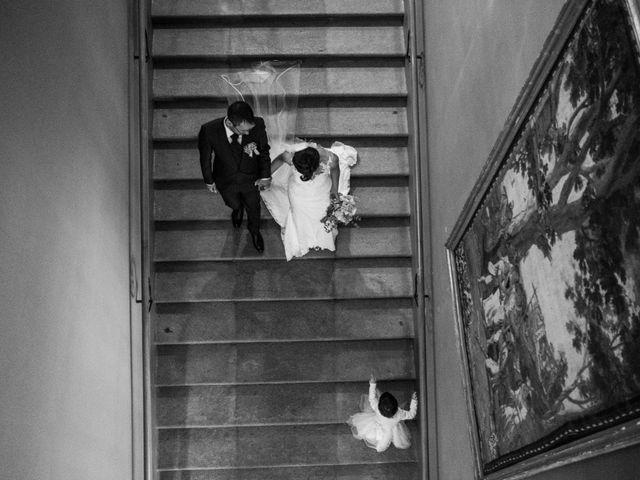 Il matrimonio di Saro e Loretta a Gazzada Schianno, Varese 10