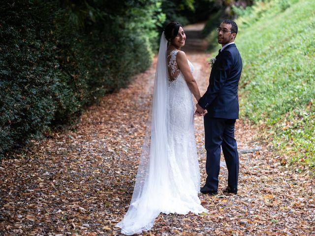 Il matrimonio di Saro e Loretta a Gazzada Schianno, Varese 11
