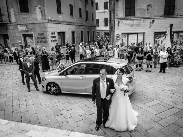 Il matrimonio di Luca e Helena a Alassio, Savona 21