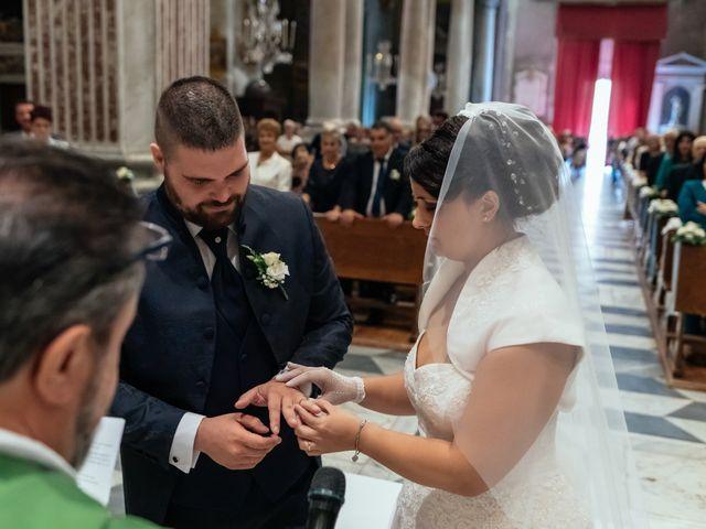 Il matrimonio di Luca e Helena a Alassio, Savona 27
