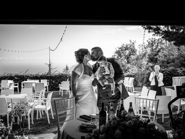 Il matrimonio di Luca e Helena a Alassio, Savona 45