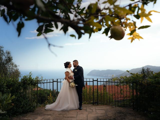 Il matrimonio di Luca e Helena a Alassio, Savona 52