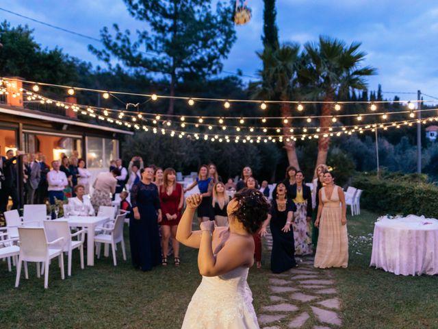 Il matrimonio di Luca e Helena a Alassio, Savona 58