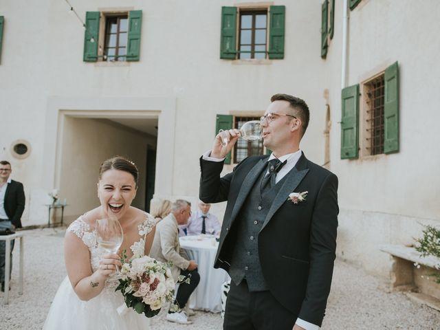 Il matrimonio di Nicolò e Elena a Verona, Verona 41
