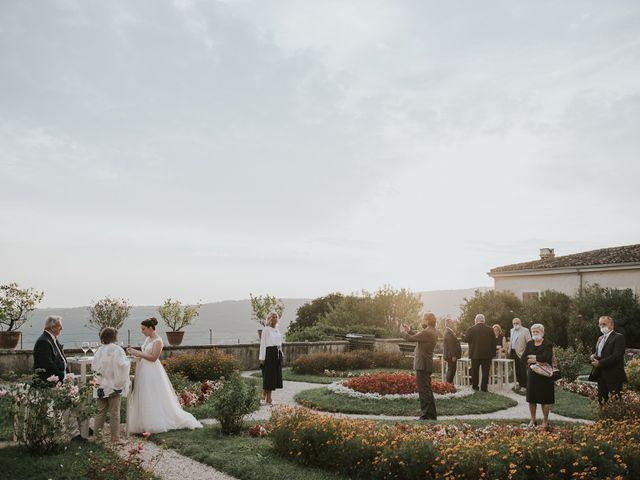Il matrimonio di Nicolò e Elena a Verona, Verona 42
