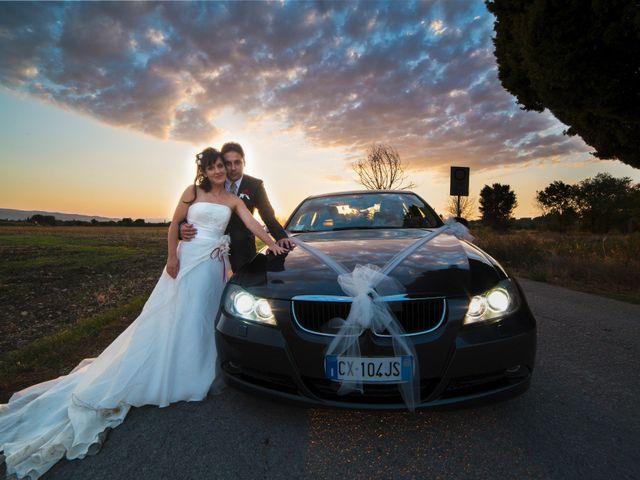 Il matrimonio di Daniele e Laura a Perugia, Perugia 49