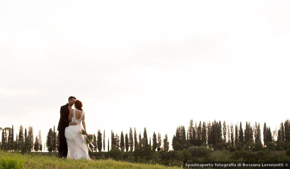 Il matrimonio di Andrea e Delia a Ponsacco, Pisa