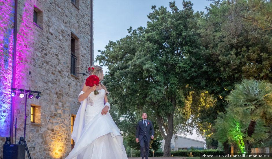 Il matrimonio di Alessandro e Melissa a Magliano in Toscana, Grosseto