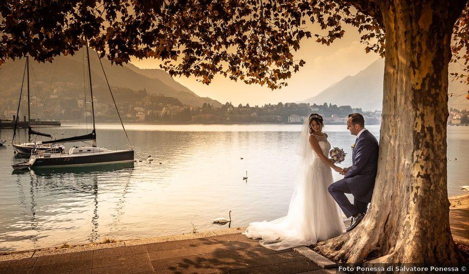 Il matrimonio di Juan e Daniela a Valmadrera, Lecco