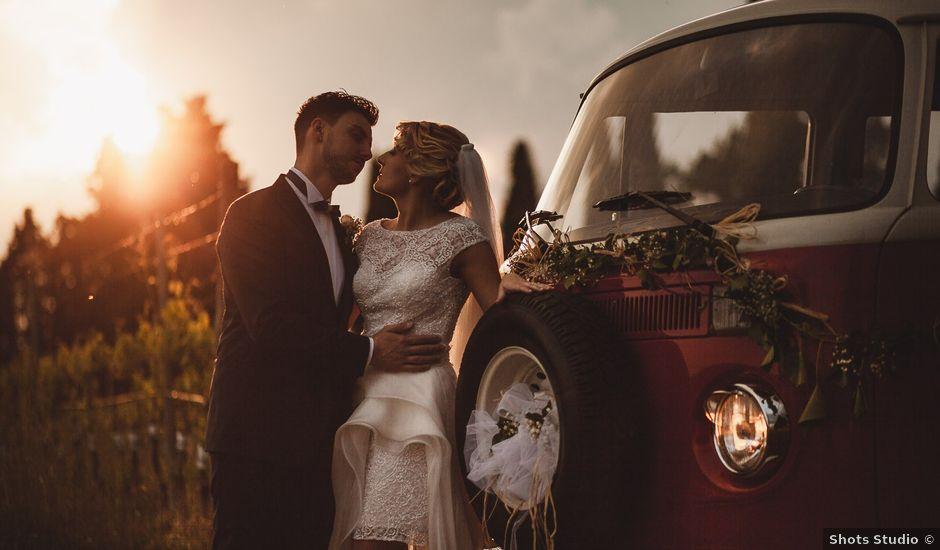 Il matrimonio di Claudio e Elena a Pozzolengo, Brescia