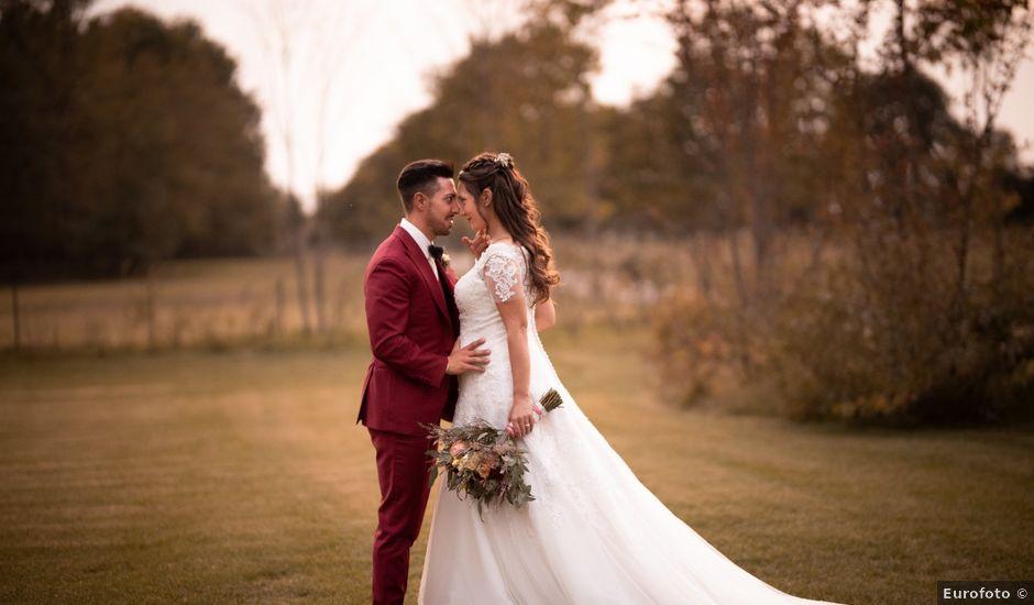 Il matrimonio di Andrea e Laura a Novara, Novara