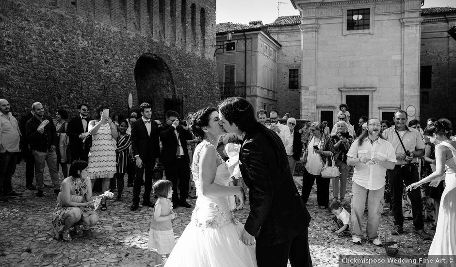 Il matrimonio di Matteo e Giulia a Piacenza, Piacenza