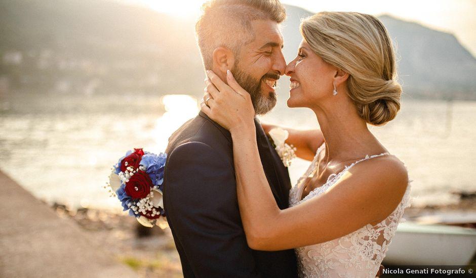 Il matrimonio di Christian e Fabiola a Verbania, Verbania