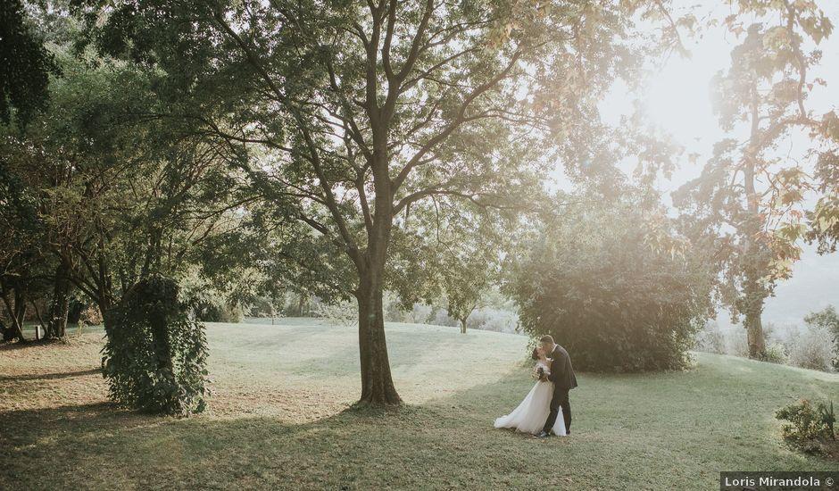 Il matrimonio di Nicolò e Elena a Verona, Verona