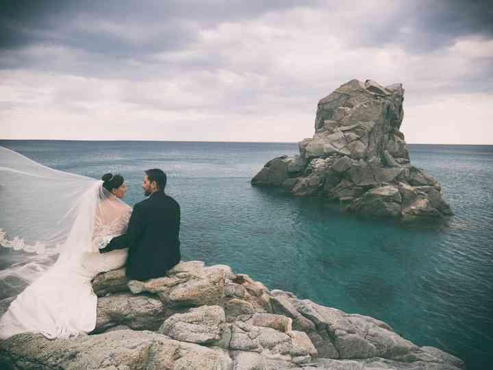 Le nozze di Maria Teresa e Salvatore