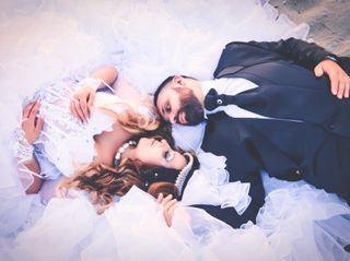 Le nozze di Karima e Antonio