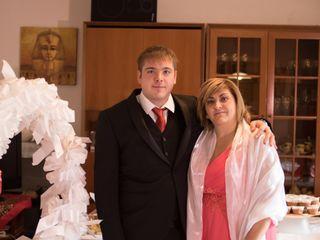 Le nozze di Allana e Dylan 1