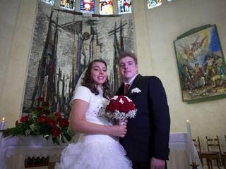 Le nozze di Allana e Dylan