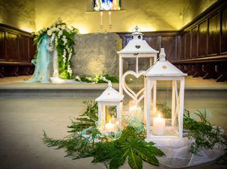 Le nozze di Ilenia e Alessandro 1