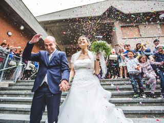 Le nozze di Federica e Angelo