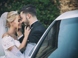 Le nozze di Davide e Tetyana