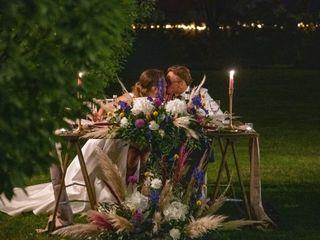 Le nozze di Eleonora e Daniel