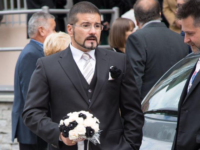 Il matrimonio di Stefano e Cristina a Pallanzeno, Verbania 4