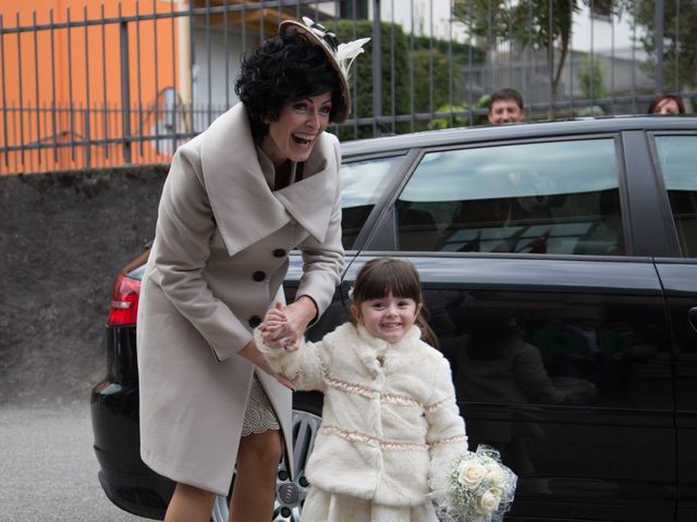 Il matrimonio di Stefano e Cristina a Pallanzeno, Verbania 8