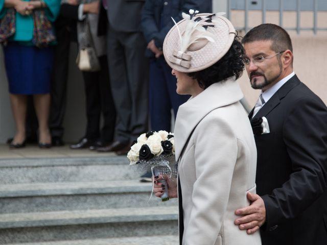 Il matrimonio di Stefano e Cristina a Pallanzeno, Verbania 9