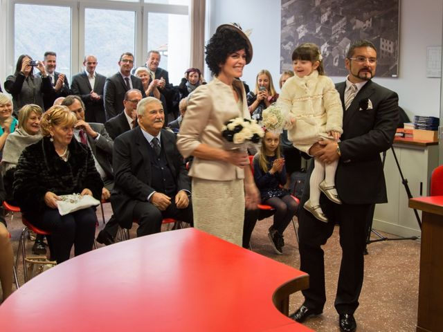 Il matrimonio di Stefano e Cristina a Pallanzeno, Verbania 10