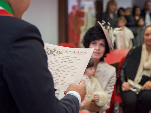 Il matrimonio di Stefano e Cristina a Pallanzeno, Verbania 14