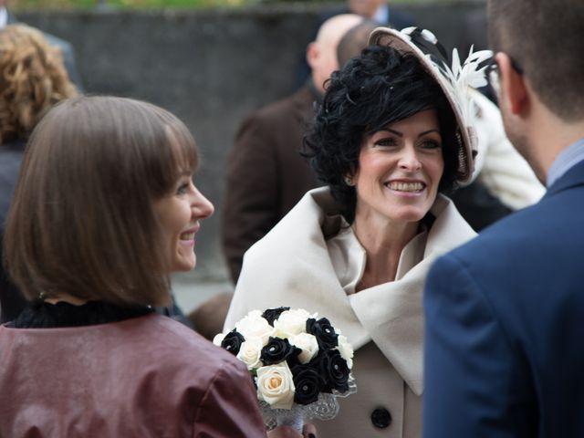 Il matrimonio di Stefano e Cristina a Pallanzeno, Verbania 19