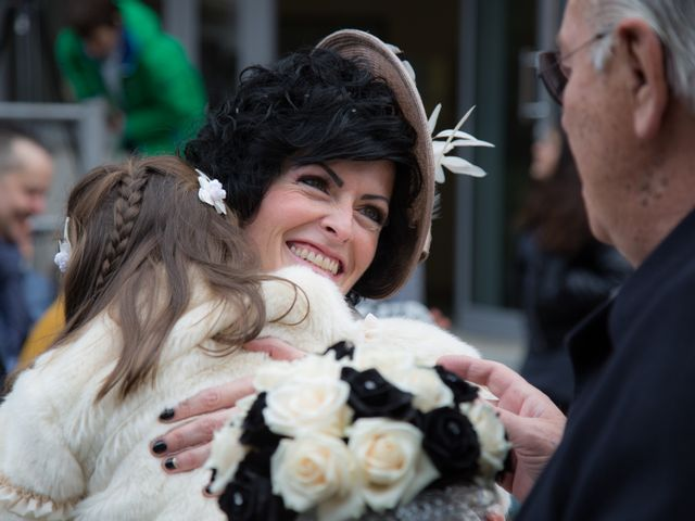 Il matrimonio di Stefano e Cristina a Pallanzeno, Verbania 20