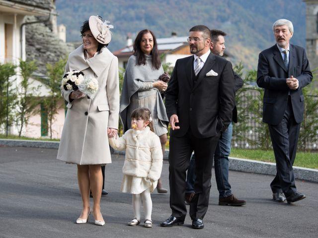 Il matrimonio di Stefano e Cristina a Pallanzeno, Verbania 24