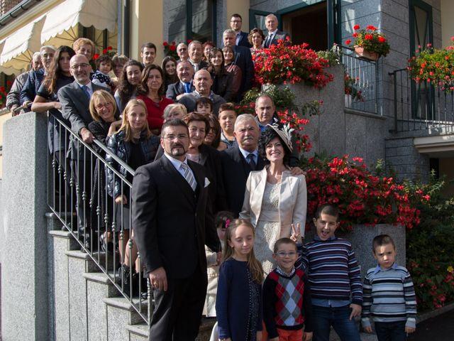 Il matrimonio di Stefano e Cristina a Pallanzeno, Verbania 29